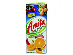 Amita αναμεικτο 250ml