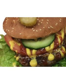 Burger απλο