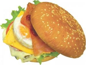 Burger Πρωϊνο