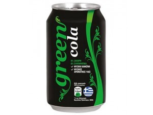 Green Cola 330ml