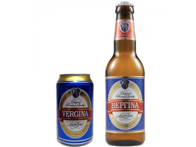 Μπυρα Βεργινα