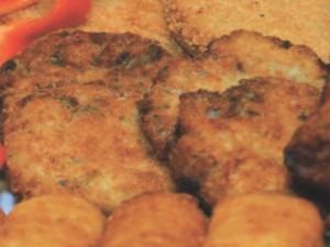 ΣΑΝΤΟΥΪΤΣ Νηστισιμο μπιφτεκι λαχανικων