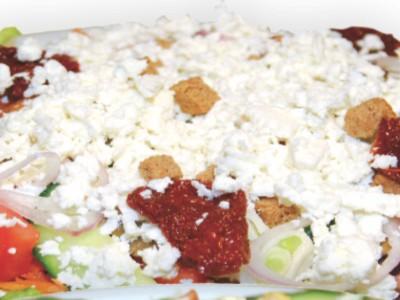 Μεσογειακη σαλατα